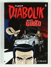 BD prix réduit Diabolik Le Grand Diabolik - tome 5