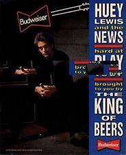 Huey Lewis & The News Beer advert 1991