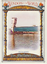 2013 Topps Allen Ginter Wonders Of The World Cabinets Lot of 43!  See List!