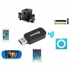 2 in1 Wireless HIFI Bluetooth Audio Transmitter Receiver RCA Music Adapter USB