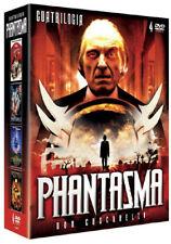 Phantasm Collection NEW PAL Classic 4-DVD Set Don Coscarelli A. Michael Baldwin