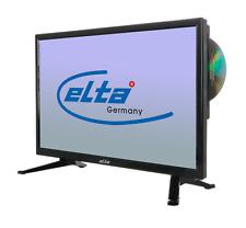 """Elta LED Fernseher 18,5"""" (47CM) m. integr. DVD Player und HD Triple Tuner"""