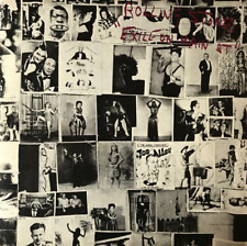 THE ROLLING STONES - Exile On Main St. (LP) (EX-/VG-)