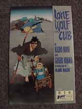 Lone Wolf and Cub #7 - Paperback (1987) * First Publishing *