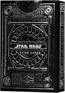 Theory11 Star Wars Silver Edition Deck Premium Playing Cards - THE DARK SIDE