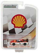 1:64 GreenLight *HOBBY EXCLUSIVE* SHELL OIL 2009 Corvette C6.R Race Car *NIP*
