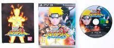 Naruto Storm Generations Playstation 3 PS3 Pal fr Francais vf
