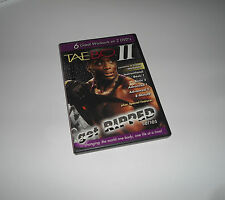 Billy Blanks Tae Bo II Get Ripped Advanced/Basic/8-Minute/ Workout (2 DVD) TaeBo