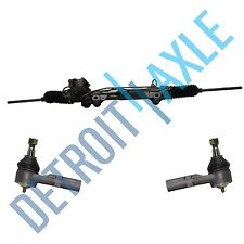 Complete Rack and Pinion + 2 New Outer Tie Rods for Taurus Sable