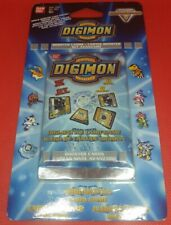 DIGIMON TRADING CARD GAME - BASE SERIES 1 DIGIBATTLE SEALED BOOSTER PACK BLISTER