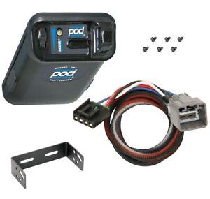 Reese POD Trailer Brake Control for 03-07 Silverado 1500 2500 HD w/ Wiring New