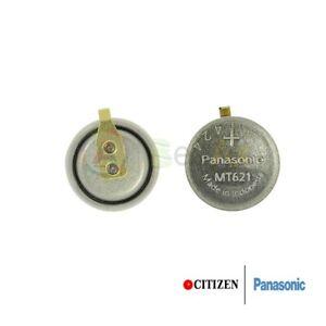 Accumulatore Panasonic per orologio Citizen Eco Drive 295-51 / 295-60 - MT621