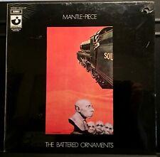 The Battered Ornaments Mantle-Piece SEALED USA 1970 Harvest LP Jazz/Blues/Prog