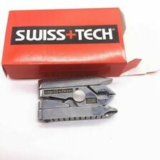 Swiss Tech 6 in 1 Multi - Function Outdoor Tool EDC Equipment Pocket Camping GEA