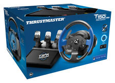 Thrustmaster T150 +T3PA FFB PRO Racing Wheel Volante Pedaliera PS4 PlayStation 4