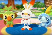 PICK ANY 6 Pokemon Sword and Shield/Isle of Armor SHINY, LEGENDARY or NON-SHINY