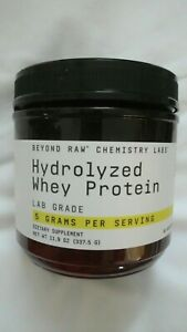 Beyond Raw Hydrolyzed Whey Protein Lab Grade 11.9 Oz 50 Servings #7