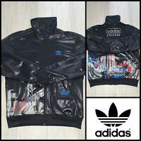 Adidas Chile 62 Rare Retro Vintage Track Jacket M/ city limited