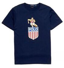 Polo Ralph Lauren Chariots Hurdler Shield T-shirt XXL Stadium Games P-wing 1992