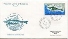 FDC / T.A.A.F. TERRES AUSTRALES TIMBRE N° 161 / FAUNE /