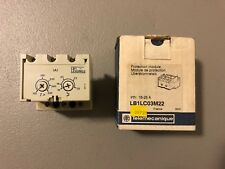 NEW IN BOX TELEMECANIQUE PROTECTION MODULE LB1LC03M22