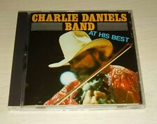 CHARLIE DANIELS BAND At His Best CD 1988 9trk CBS Special Products