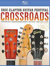 ERIC CLAPTON'S CROSSROADS GUITAR FESTIVAL 2013 (NEW BLU-RAY)