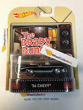 '56 Chevy * The Brady Bunch * IN STOCK * 2015 Hot Wheels Retro Case J * A11