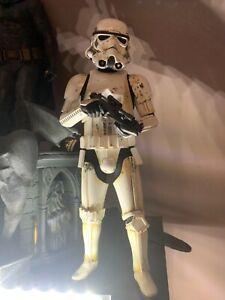 Hot toys Star Wars the mandalorian remnant stormtrooper ironman batman In uk now