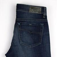 Diesel Femme Faithlegg Standard Droit Jeans Extensible Taille W26 L32 AOZ912