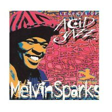 MELVIN SPARKS - Legends of Acid Jazz CD