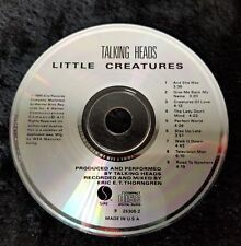 Audio CD - TALKING HEADS - Little Creatures - Like New (LN) WORLDWIDE CP