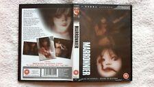Marronnier: A Doll Horror Movie JAPAN EXTREME TERRA RELEASE RARE UK R2 VGC