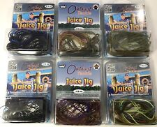Outkast Tackle Juice Jig (Lot of 6)