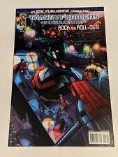 Transformers Generations #3 May 2006 IDW Comics