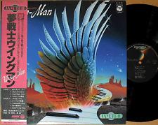 ♪JAM TRIP WING-MAN keiichi oku LP w/OBI japan anime ost fusion disco funk breaks