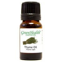 10 ml Thyme Essential Oil (100% Pure & Natural) - GreenHealth