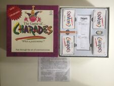 The Game of Charades Board Game 'What A Pantomime' by Crown & Andrews
