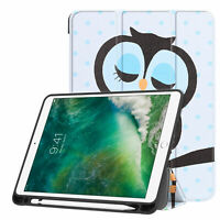 Custodia Protettiva Per Apple IPAD 9.7 2017/2018 Slim Case Smart Cover Borsa