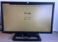 "HP ZR22w 21.5""  S-IPS 1080p TFT FHD Widescreen LCD Monitor - READ, FLAWED"