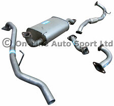 IZTRO26 3001A Full Exhaust System with 2 YEAR WARRANTY