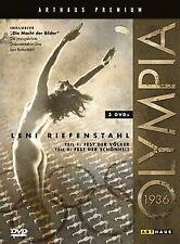 Leni Riefenstahl: Olympia 1+2 & Die Macht der Bilder - Ar... | DVD | Zustand gut