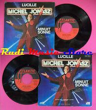 LP 45 7'' MICHEL JONASZ Lucille Minuit sonne 1983 france ATLANTIC no cd mc dvd