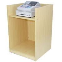 TB60 Ladentisch Kassenblock Verkaufstheke  Kassentisch Verkaufstisch Kasse