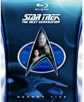 Star Trek: The Next Generation - Season 5 [Blu-ray] [1991] [Region Free] [DVD]