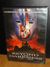 Beyond the Darkness (DVD) Joe D'Amato, Kieran Canter, Franca Stoppi, BRAND NEW!