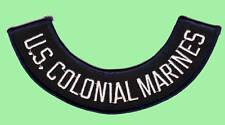 Alien U.S. Colonial Marines Patch - Uniform Aufnäher