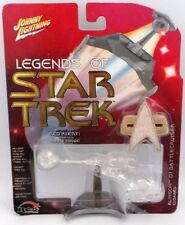 STAR TREK THE ORIGINAL SERIES : KLINGON D7 BATTLECRUISER BY JOHNNY LIGHTNING