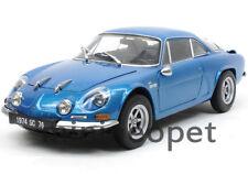 KYOSHO 08482BL 1974 RENAULT ALPINE A110 1600SC 1/18 DIECAST BLUE