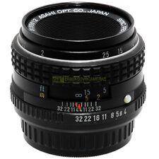 Pentax Takumar 50 mm f4 SMC Macro obiettivo innesto K anche per digitali PK lens